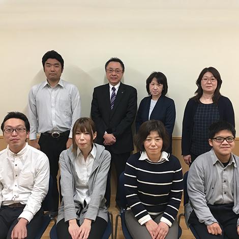 拓心館グループのスタッフ紹介 津軽生活支援センター